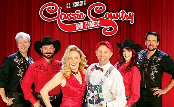 CJ's Classic Country and Comedy