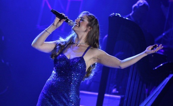 Cassandre' The Voice of an Angel Christmas Spectacular!