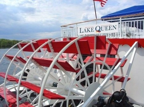 Main Street Lake Cruises Lake Queen
